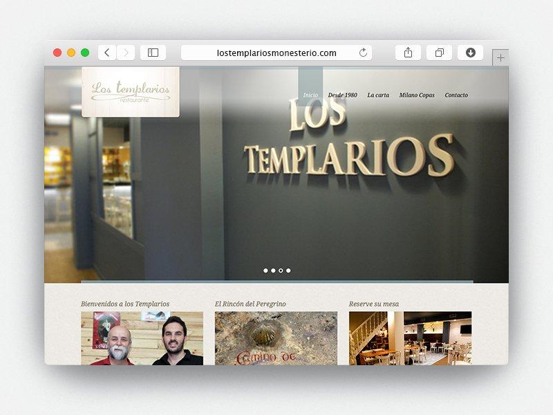Los templarios Monesterio