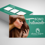 Tarjetas bono para Susana Martín