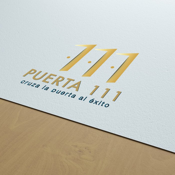 Logo Puerta 111
