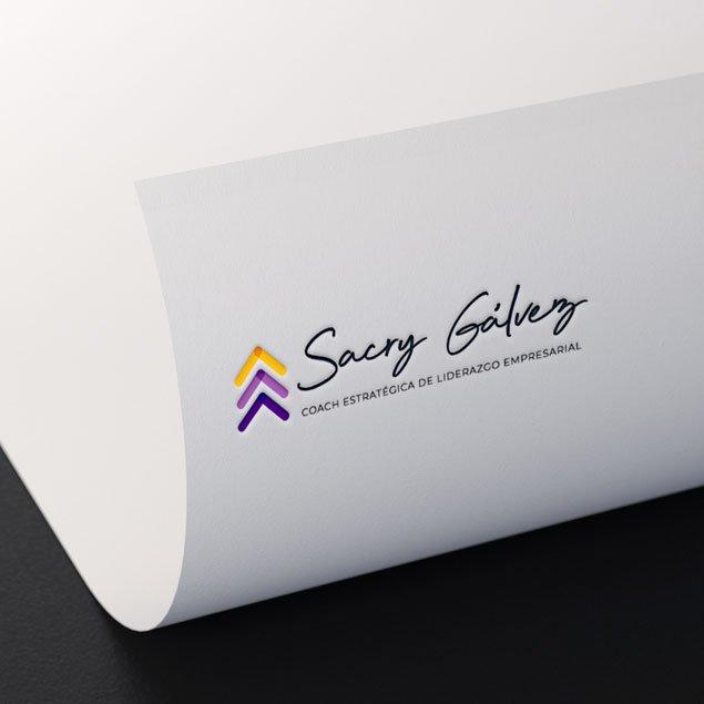 Logo Sacry Gálvez